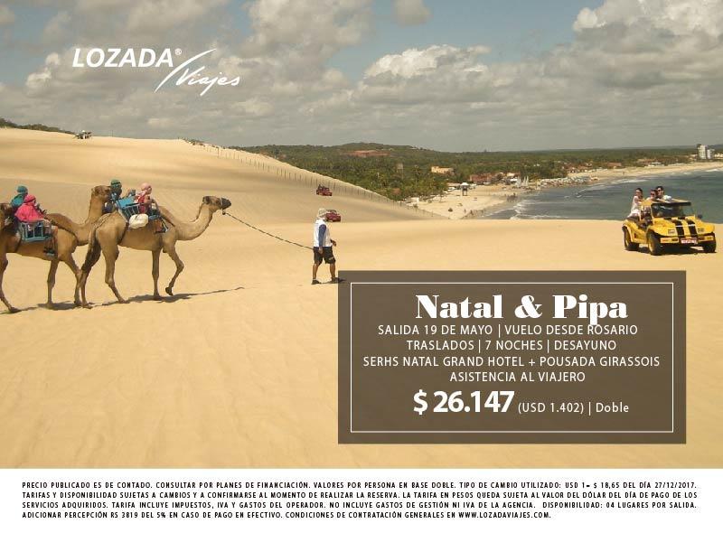 NATAL Y PIPA