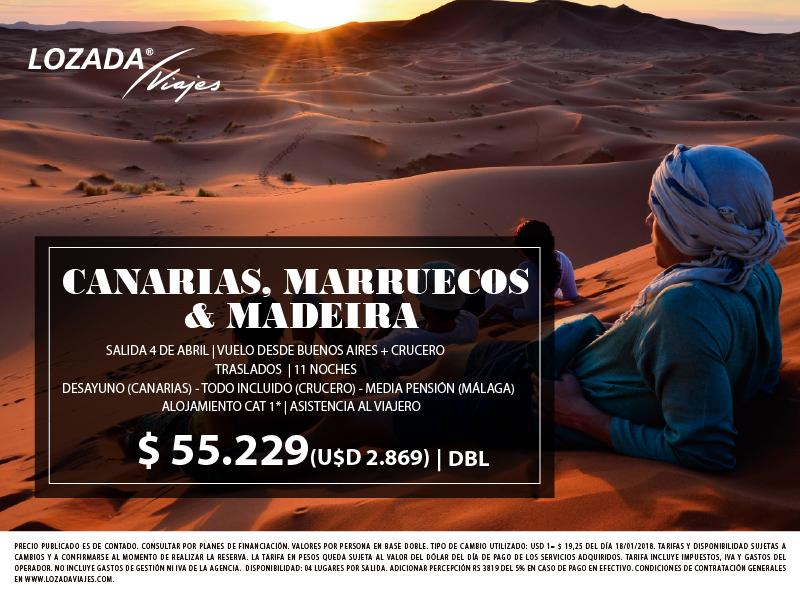 CANARIAS-MARRUECOS