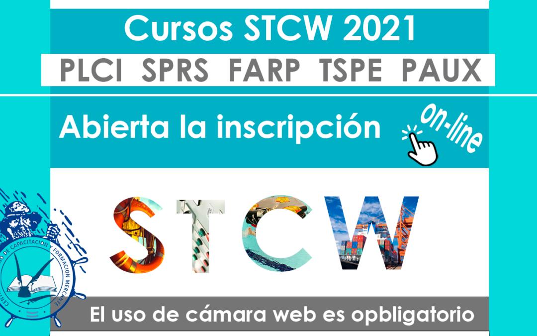 Cursos STCW on-line
