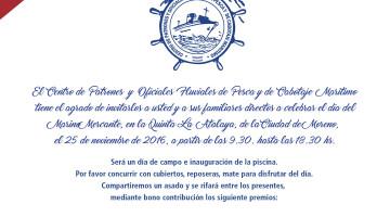 Día del Marino 2016